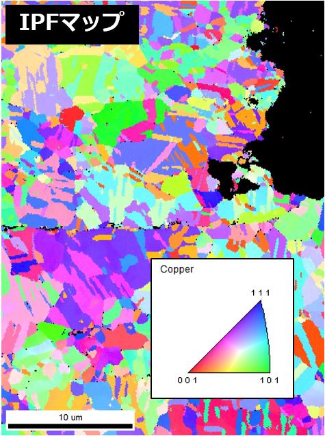 IPF map