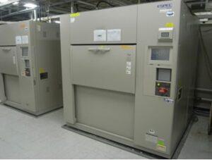気槽冷熱試験装置