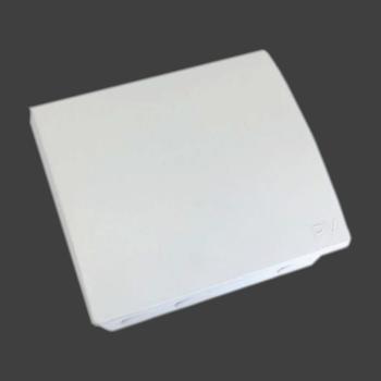 PV報知器、接続箱の写真