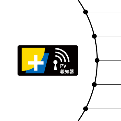 PV報知器コンセプト