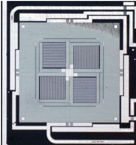 平面研磨 光学顕微鏡低倍像